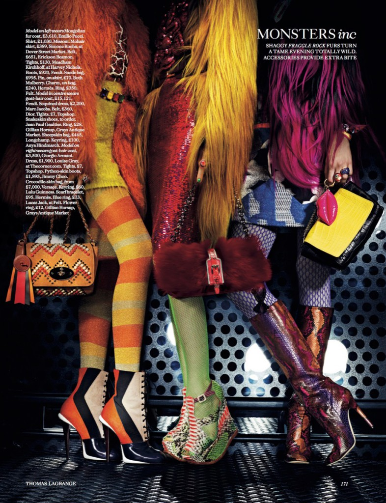 Charlotte pilcher fashion editor stylist brand consultant british vogue biocorpaavc Gallery
